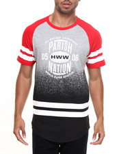 Parish - Raglan T-Shirt