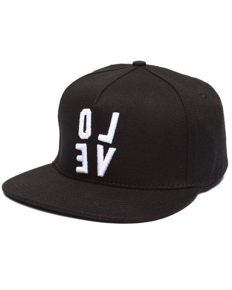 Akomplice Men Love Base Hat Black