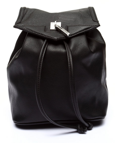 Danielle Nicole Black Backpacks