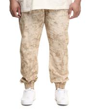 Jeans & Pants - Linen Tie Die Jogger Pant (B&T)