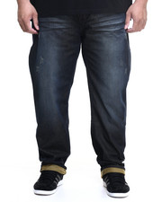 Men - Coated Denim Jean (B&T)