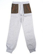 Boys - JOGGER W/ NYLON POCKETS (8-20)