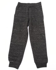 Boys - MELANGE FLEECE JOGGER (4-7)