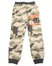 Bottoms - CAMO JOGGER (8-20)