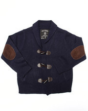 Boys - TOGGLE CARDIGAN (4-7)