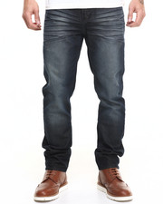 Men - Coated Denim Jean
