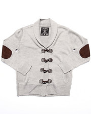 Boys - TOGGLE CARDIGAN (8-20)