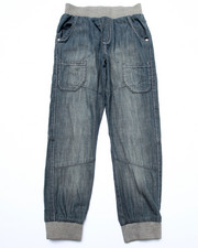 Bottoms - DENIM JOGGER (8-20)