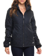 Women - UA Coldgear Infrared Micro Jacket