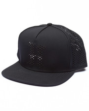 The Hundreds - Pine Laser Cut Mesh Snapback Cap