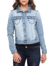 Women - Classic Denim Jacket
