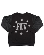 Boys - SRSLY FLY STARS SWEATSHIRT (8-20)