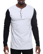 Buyers Picks - Enzo Baseball Henley