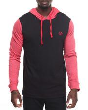Deals-Men - Patrick L/S T-Shirt Hoodie