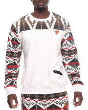 Men - Printed Sweatshirt