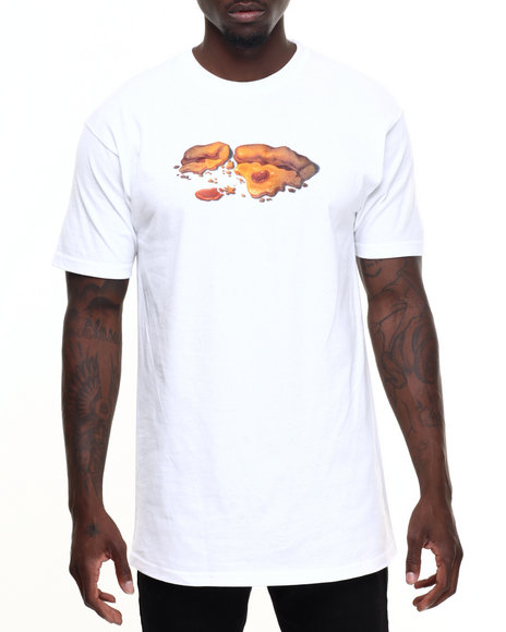 The Hundreds White T-Shirts
