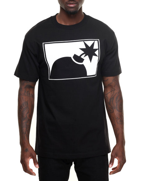 The Hundreds Black T-Shirts