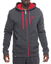 Akademiks - Essential full zip hoody