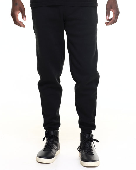 Akademiks - Men Black Core Jogger Sweatpants