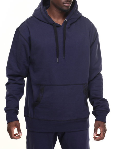 Buyers Picks - Men Navy Alexander Hoodie