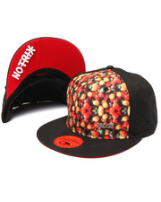 Hats - No Trix Snapback Hat