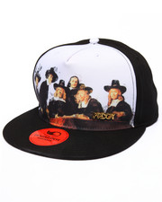 Men - Dutch Snapback Hat