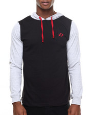 Men - Patrick L/S T-Shirt Hoodie