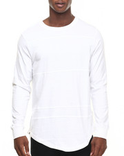 Akademiks - Olympic E-longated bottom L/S Shirt