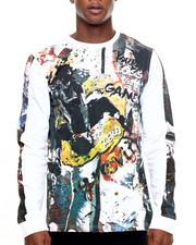 Akademiks - Tatto L/S Shirt