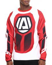 Akademiks - Bullitt Ponte L/S Shirt