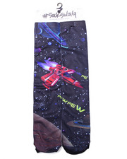 Socks - Pew Pew Space Crew Sock
