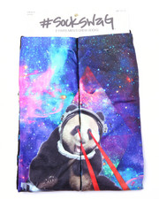 Socks - Space Panda Crew Sock