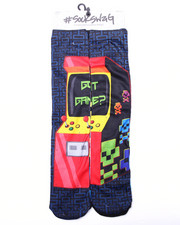Men - Got Game Crew Sock