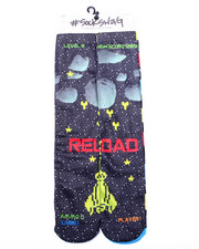 Socks - Reload Crew Sock