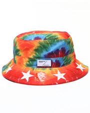 Men - Tie Dye I Bucket Hat