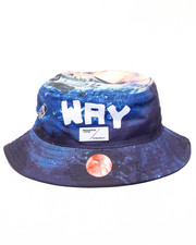 Men - Way Up Bucket Hat