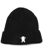 Men - Raised OG Bear Beanie