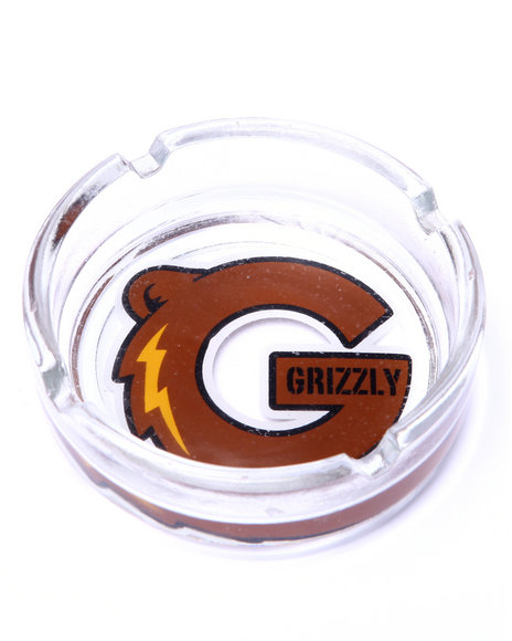 Buy G Logo Ashtray Men's Accessories from Grizzly Griptape ...