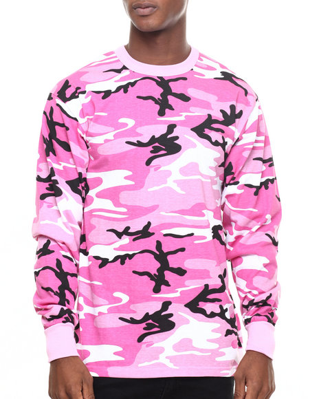 Buy Rothco Long Sleeve Camo T-Shirt Men's Shirts from Rothco. Find ...