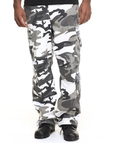 Rothco Men Rothco Vintage Camo Paratrooper Fatigue Pants City Camo X-Large