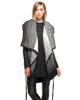 -FEATURES- - Peruvian Woven Cardigan