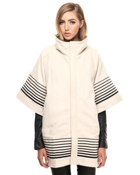 -FEATURES- - Kimono Overcoat