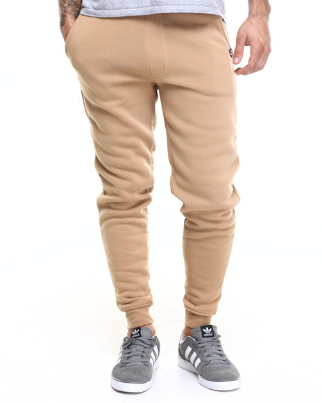 Akademiks - Men Wheat Core Jogger Sweatpants