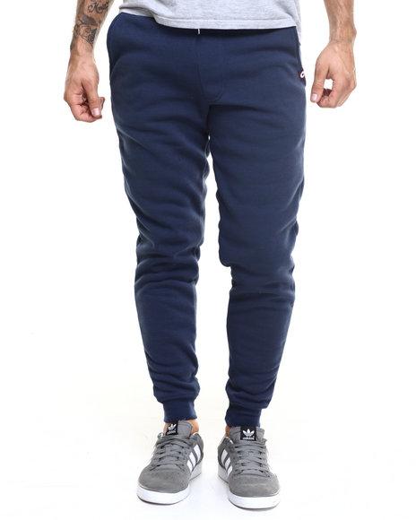 Akademiks - Men Navy Core Jogger Sweatpants