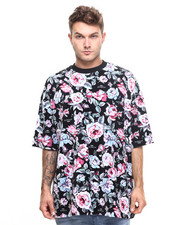 Joyrich - FLORAL AVE BIG SHIRT