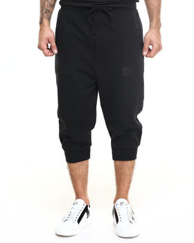 Men - SHORT JOGGING PANTS W/ TWO POCKETS