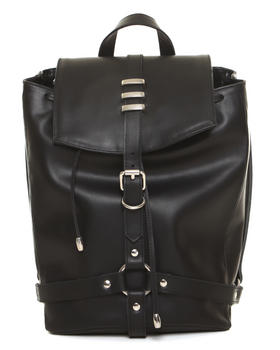 Accessories - Leather Pony Backpack