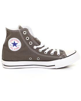 Men - Chuck Taylor Charcoal All Star Hi Top