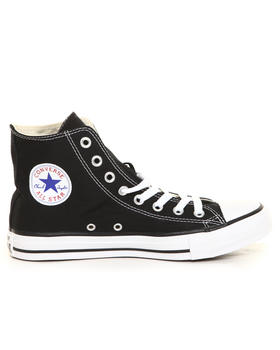 Men - Chuck Taylor Black All Star Hi Top