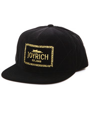Accessories - Classic stamp quilted  Snapback